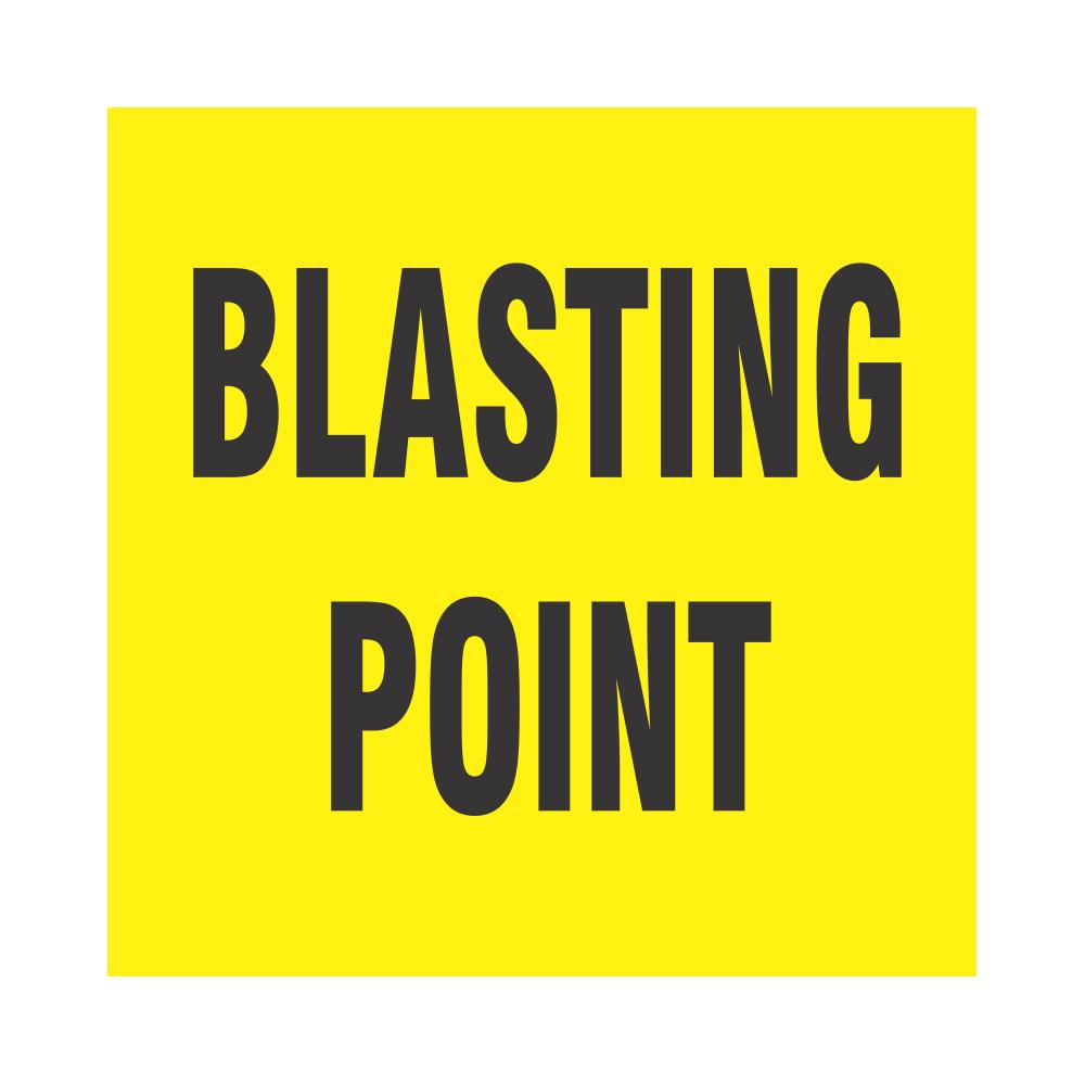 Blasting Point