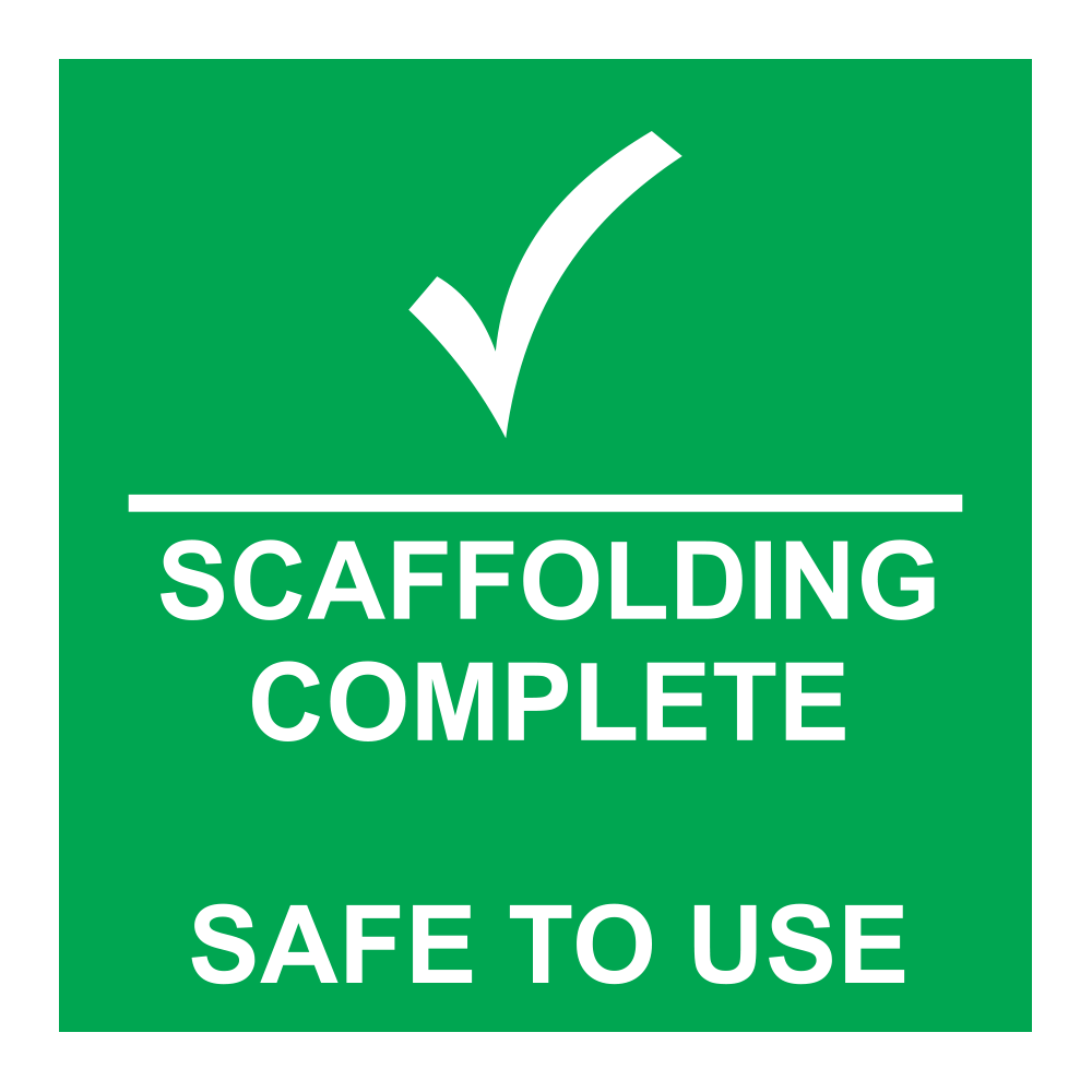 Scaffolding Safe For Use
