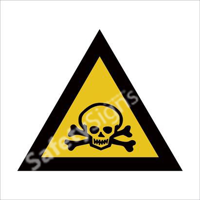 Warning of Poisonous Substance Hazard