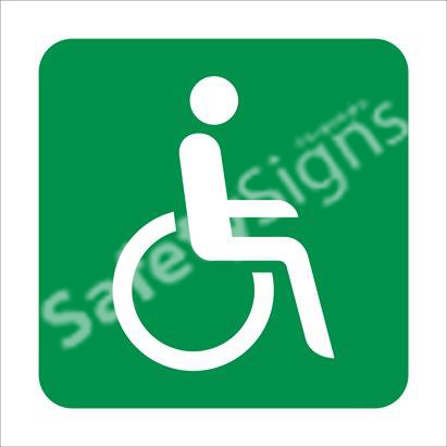 Allocated to or Accessible to Wheelchairs
