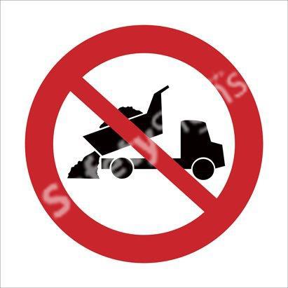 Dumping Prohibited