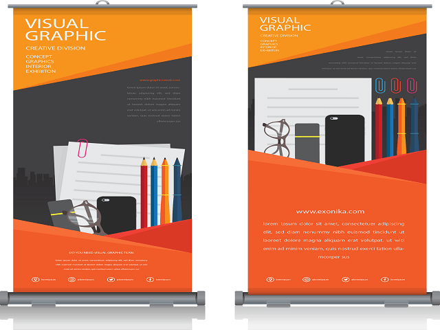 Pull Up Banners image